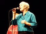 Dolores sings the blues at Venus d Minor gig